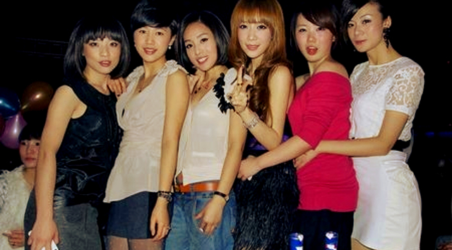 conocer chicas dongguan