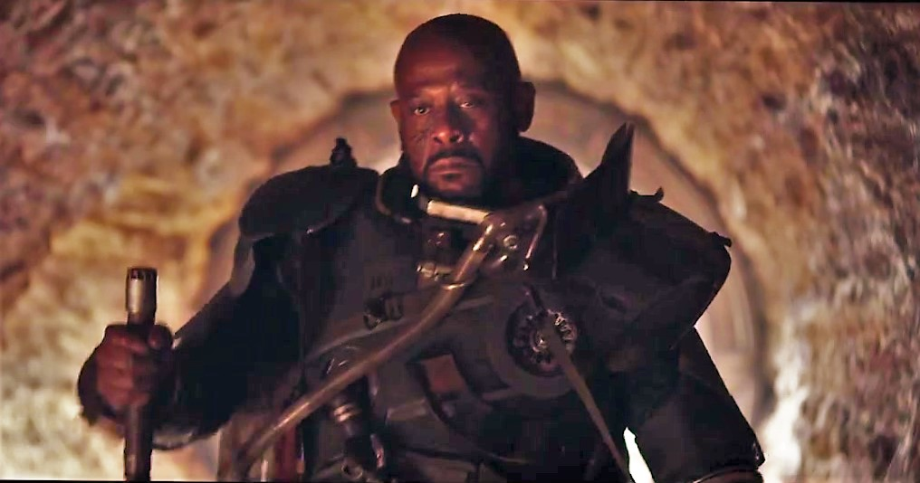 Revelado el personaje de Forest Whitaker en 'Rogue One'