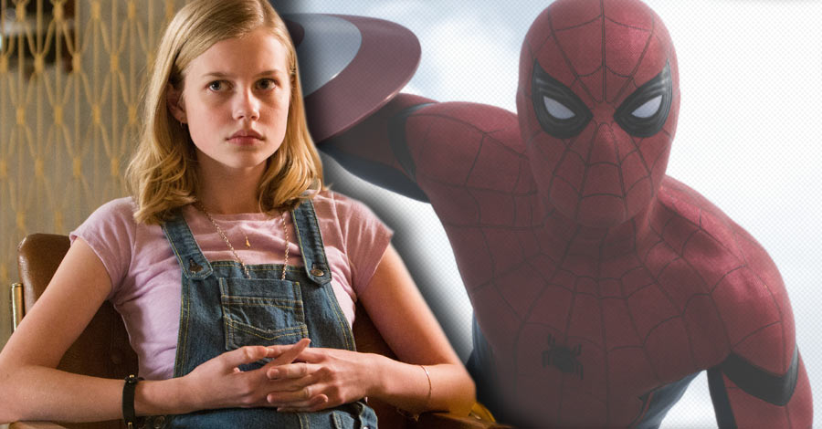 Angourie Rice en 'Spider-Man: Homecoming' como ¿Gwen Stacy?
