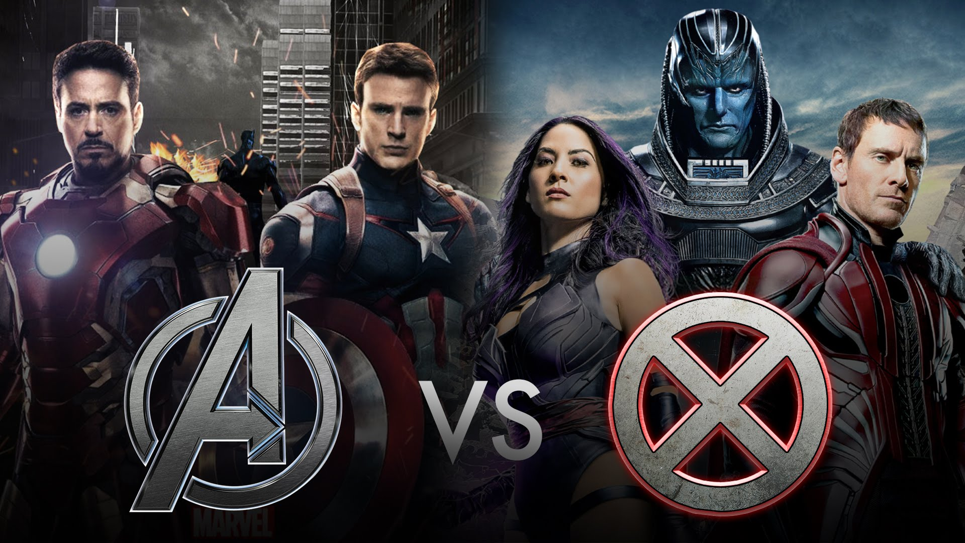 Marvel y Fox co-producirán 'X-Men'