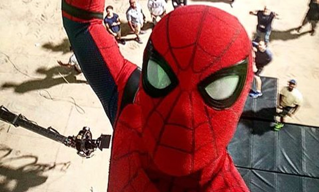 Primer vistazo oficial de 'Spider-Man: Homecoming'