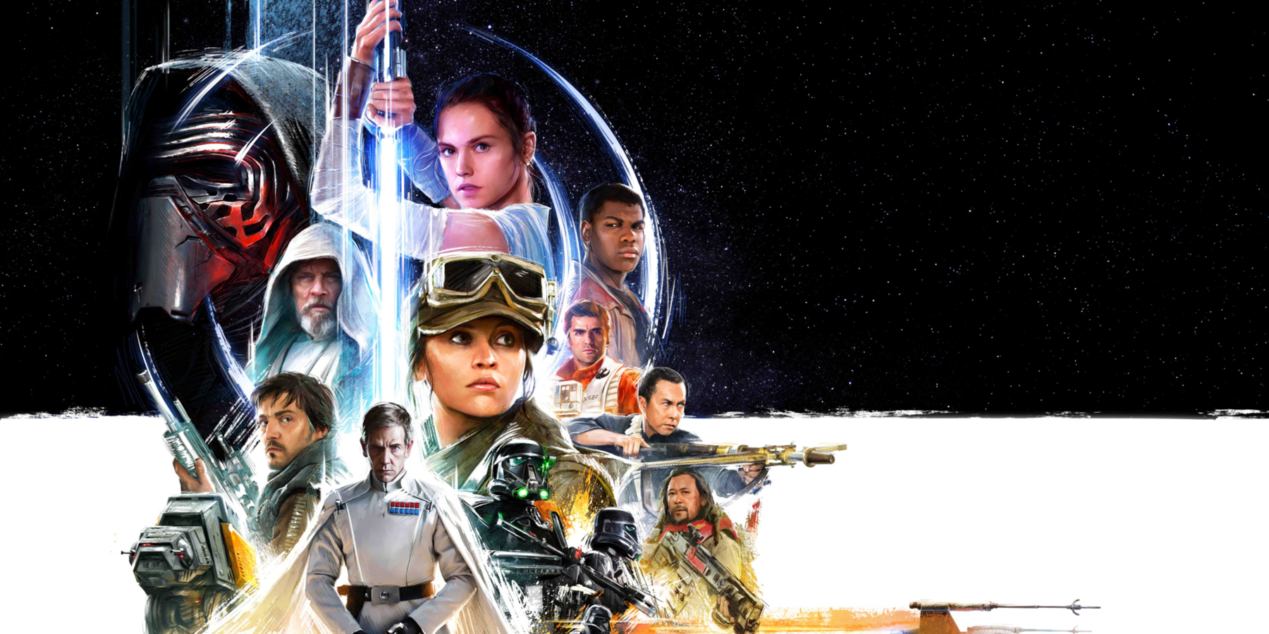 La 'Star Wars Celebration' nos deja grandes revelaciones