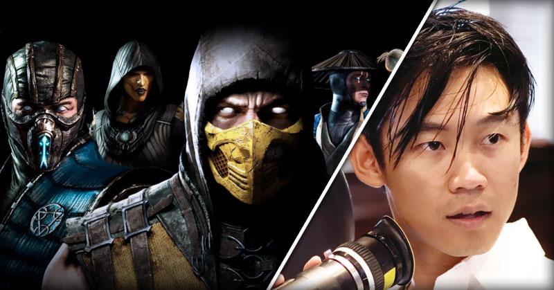 James Wan al frente del reboot de 'Mortal Kombat'