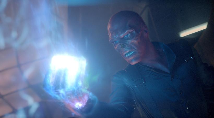 Hugo Weaving podría volver como Cráneo Rojo a Marvel