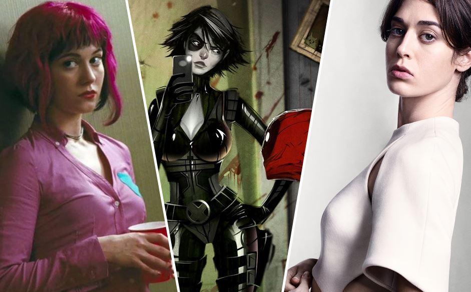 Primeras candidatas para Domino en 'Deadpool 2'