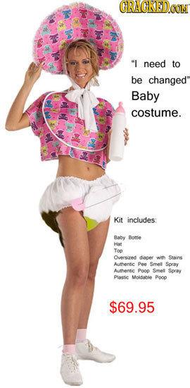 25 disfraces de Halloween sexys completamente ridículos