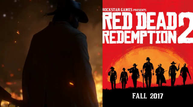 Trailer de 'Red Dead Redemption 2'