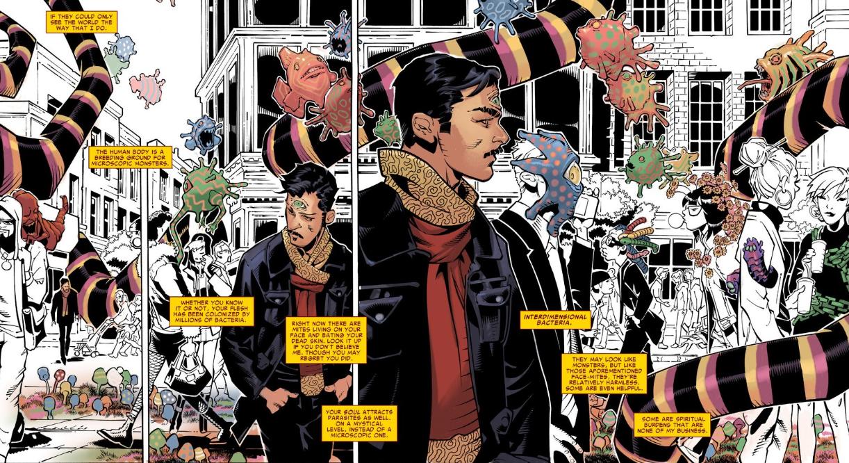Las 5 mejores historias del Doctor Extraño en los cómics