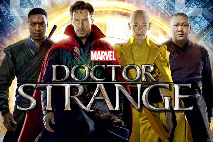Reveladas las escenas post-créditos de 'Doctor Strange'
