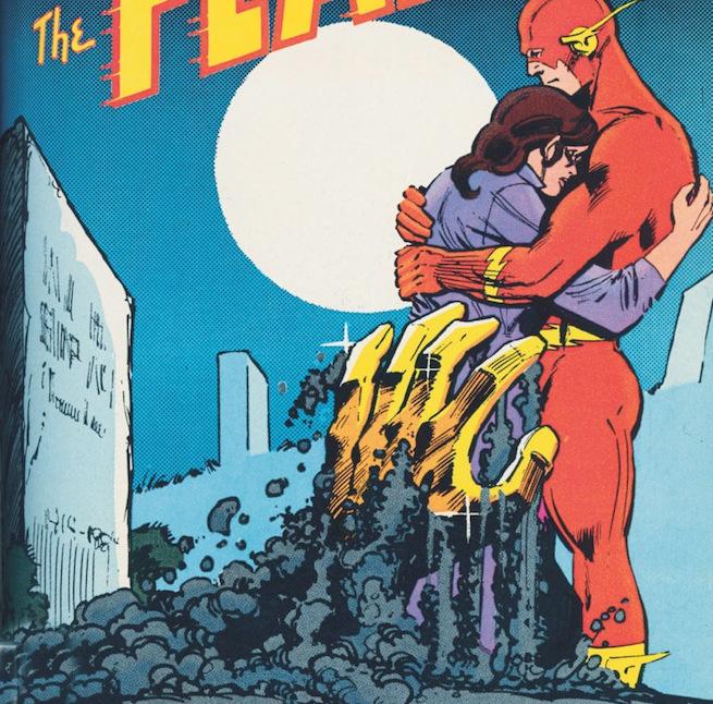 Las 5 mejores historias de Flash en los cómics