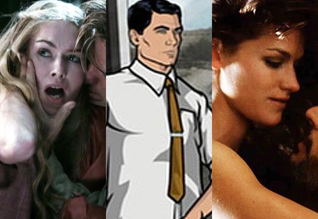 Las 11 mejores escenas de sexo de la historia de la televisión