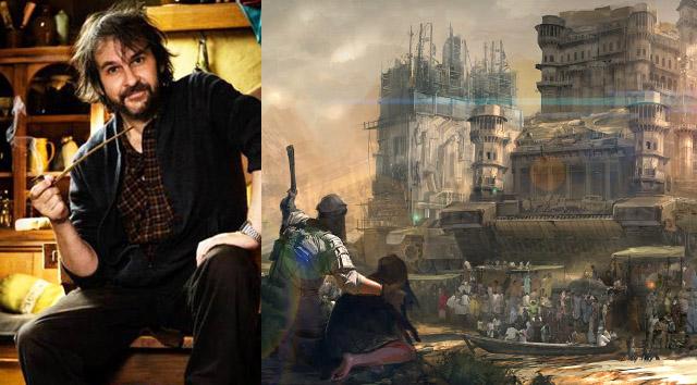 Peter Jackson anuncia película de 'Máquinas Mortales'