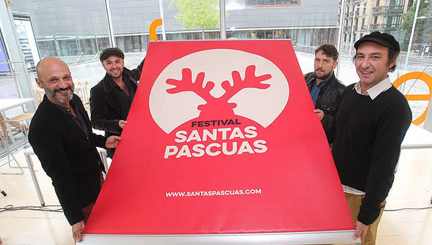 Es Navidad, nace un festival en Pamplona