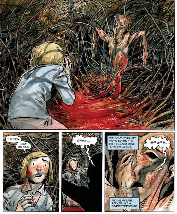 Los diez mejores cómics de terror para Halloween 2016