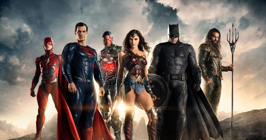 Primer vídeo oficial de 'Justice League'