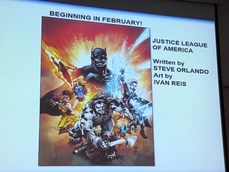 El regreso del vérdadero hombre: DC anuncia a Lobo como nuevo líder de la Liga de la Justicia