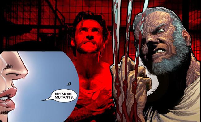 Fox anuncia la desaparición de los mutantes en Wolverine: Old Man Logan