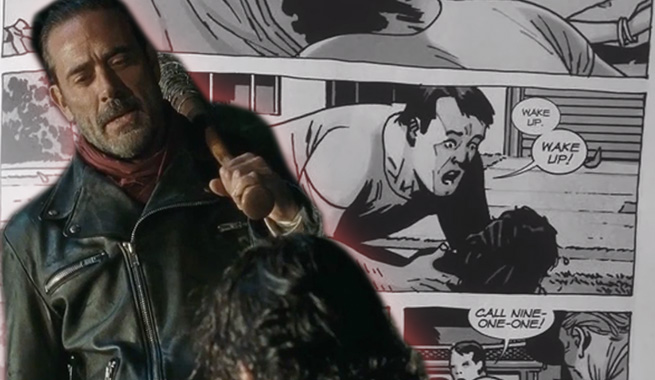 ¿Precuela de 'The Walking Dead' protagonizada por Negan?