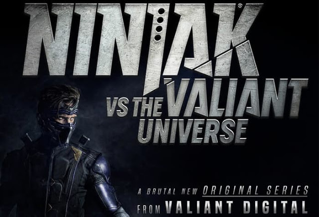 Primer trailer de 'Ninjak vs the Valiant Universe'