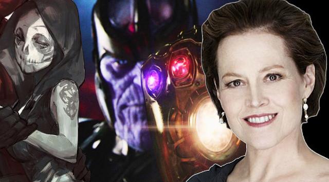 Revelado el papel de Sigourney Weaver para Marvel