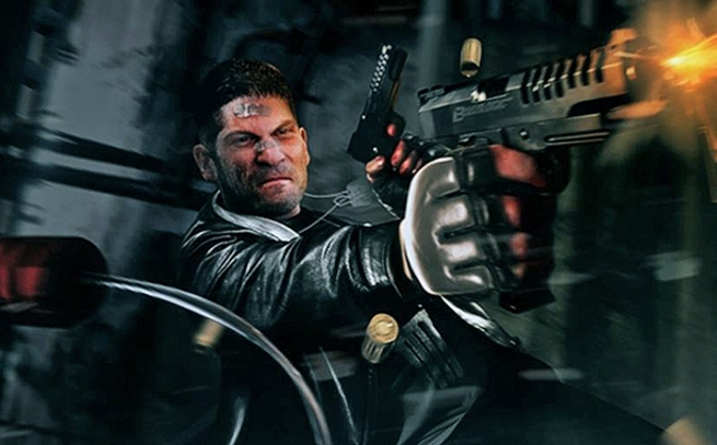 Un personaje inesperado en la serie 'The Punisher'