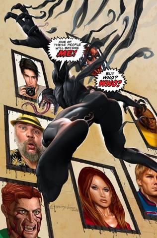 Marvel presenta un nuevo Venom letal y monstruoso