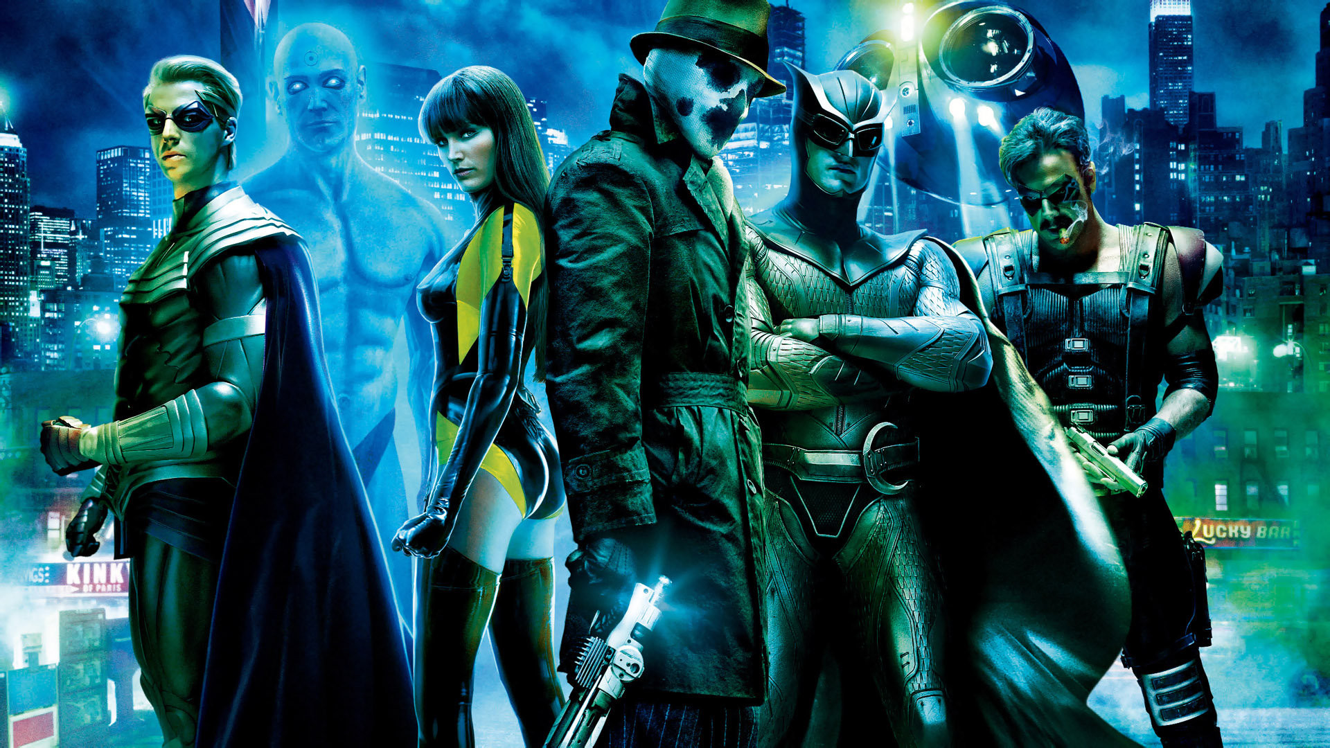 HBO confirma la serie de 'Watchmen'