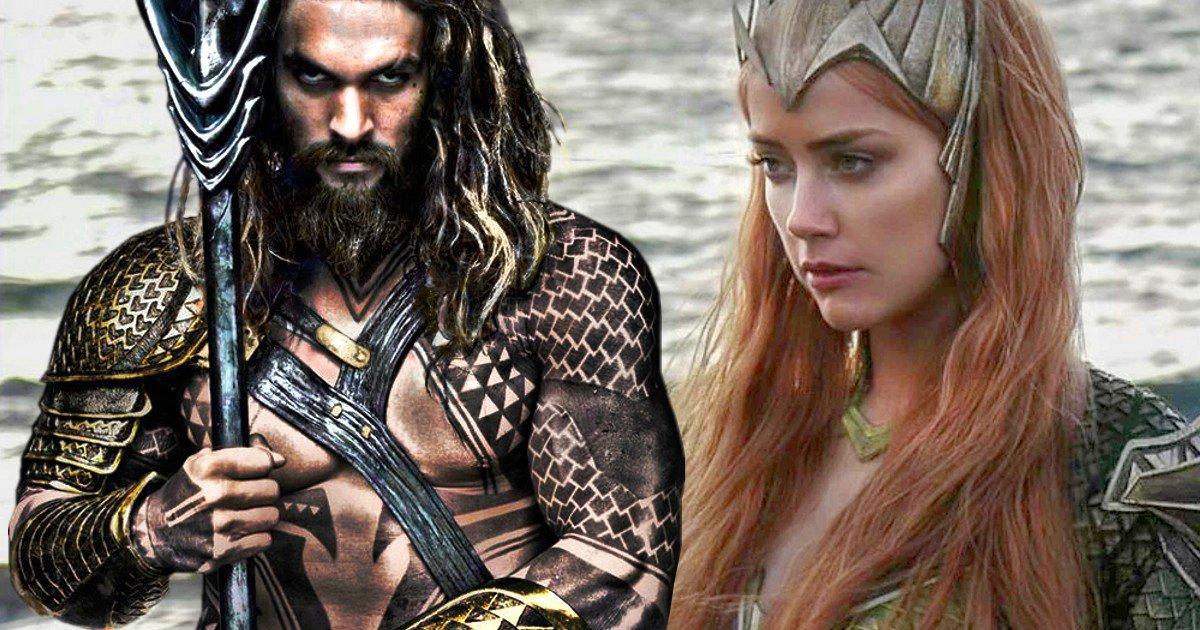 El papel de Aquaman y Mera en la Liga de la Justicia