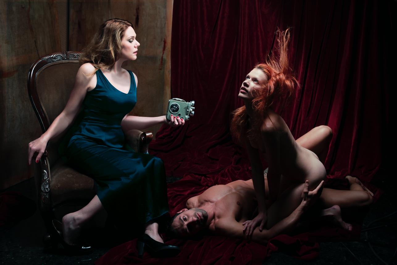 Erika Lust revoluciona el cine con su porno feminista