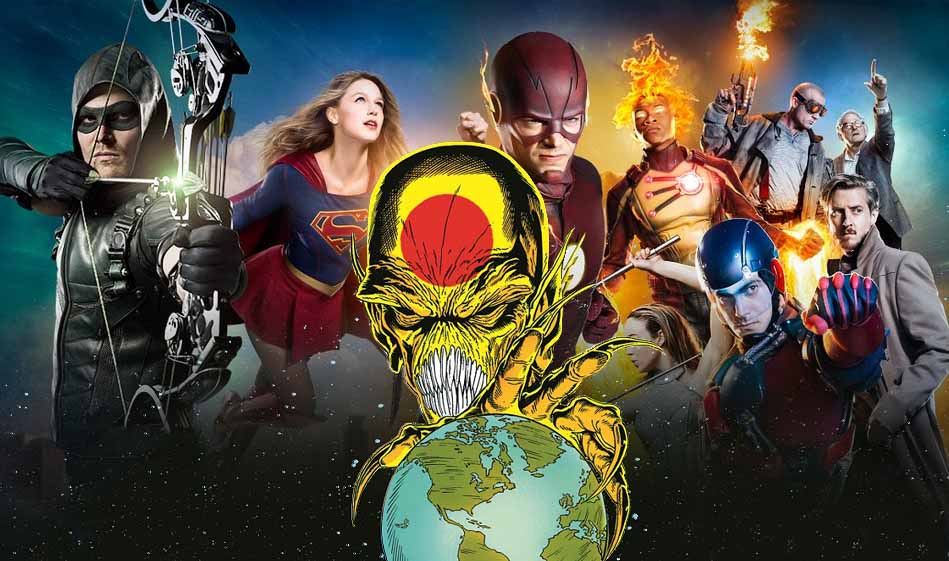 Impresionante avance del crossover que une 'Arrow', 'The Flash', 'Supergirl' y 'Legends of Tomorrow'