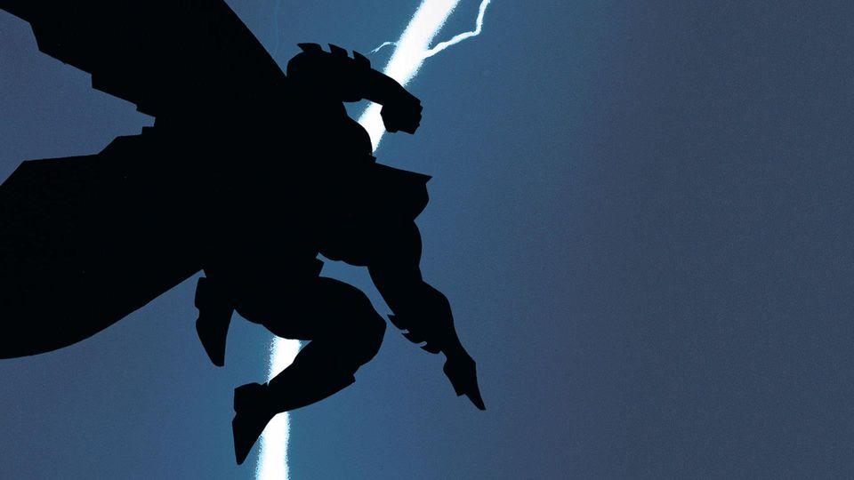 Nueva serie de superhéroes basada en Batman