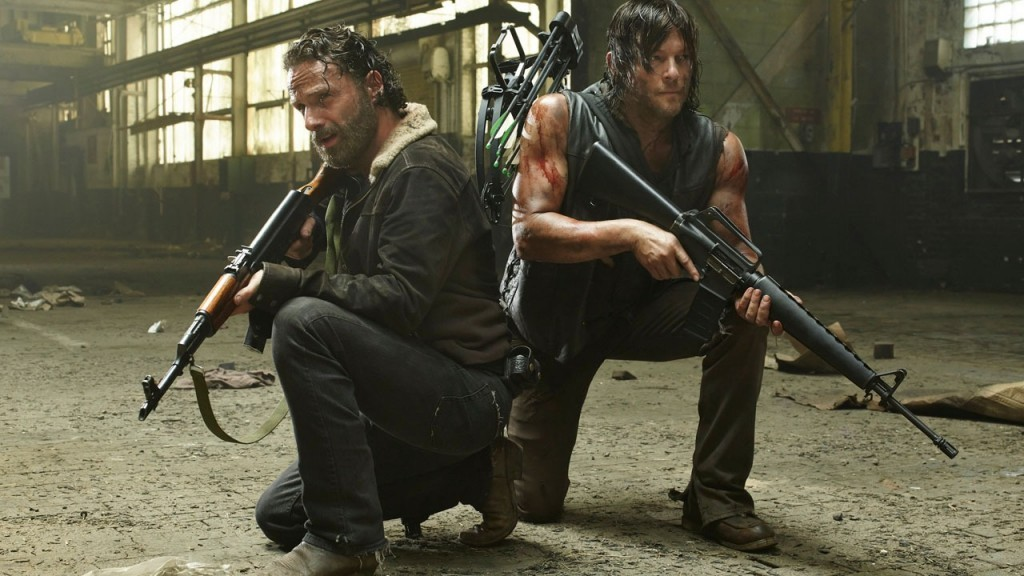 El mensaje secreto que no supimos ver en 'The Walking Dead'