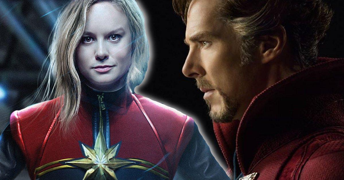 El origen de 'Captain Marvel' en 'Doctor Strange'