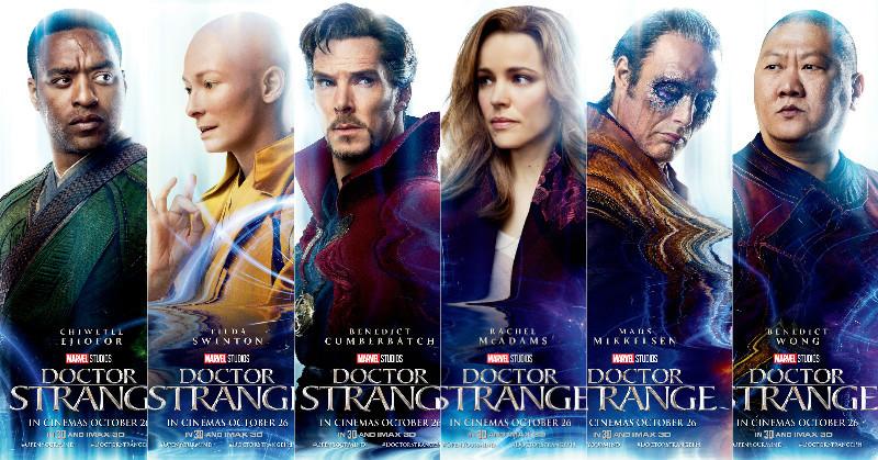 Crítica de 'Doctor Strange', la magia de Marvel
