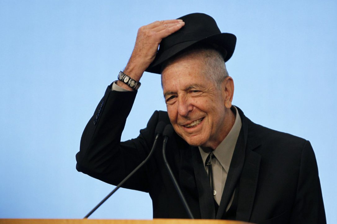 10 películas con banda sonora de Leonard Cohen