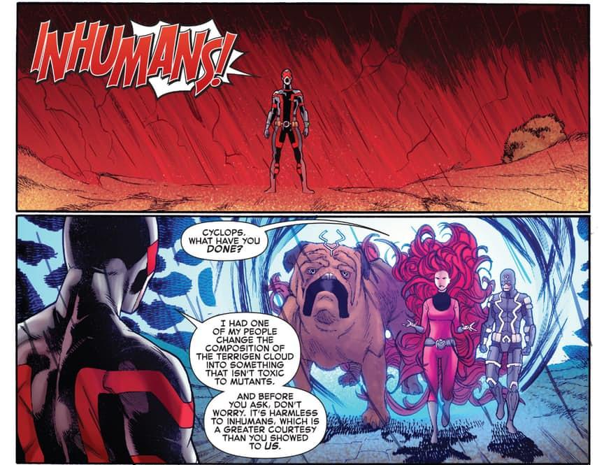 Se resuelve el misterio de la muerte de Cíclope en 'Death of X'
