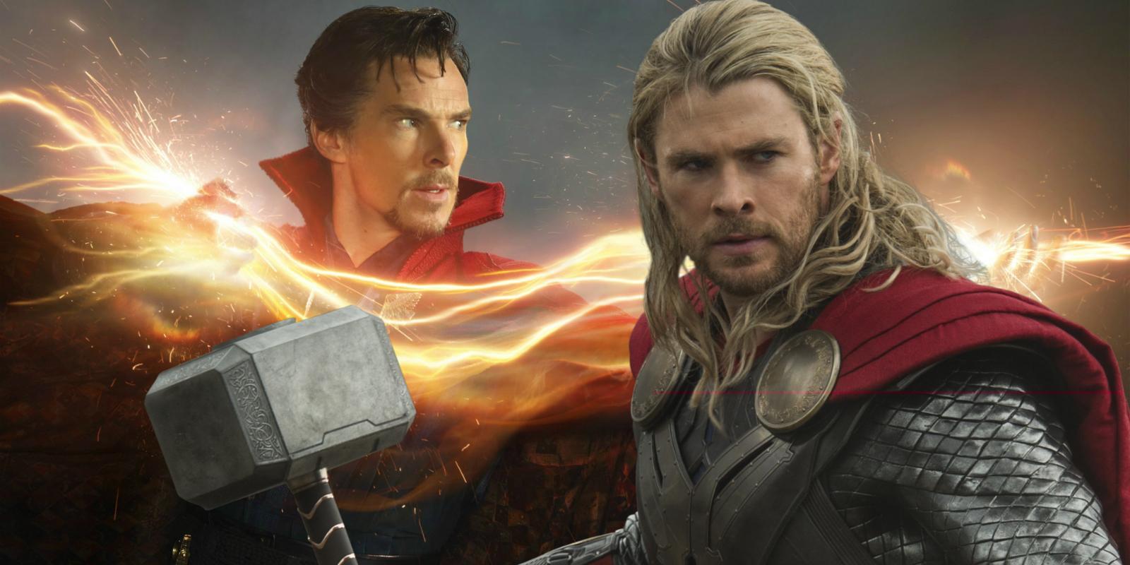 ¿Los Defensores en 'Thor: Ragnarok'?