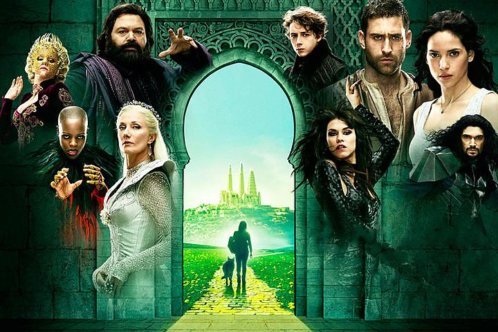 Avance de 'Emerald City', serie basada en 'El mago de Oz'