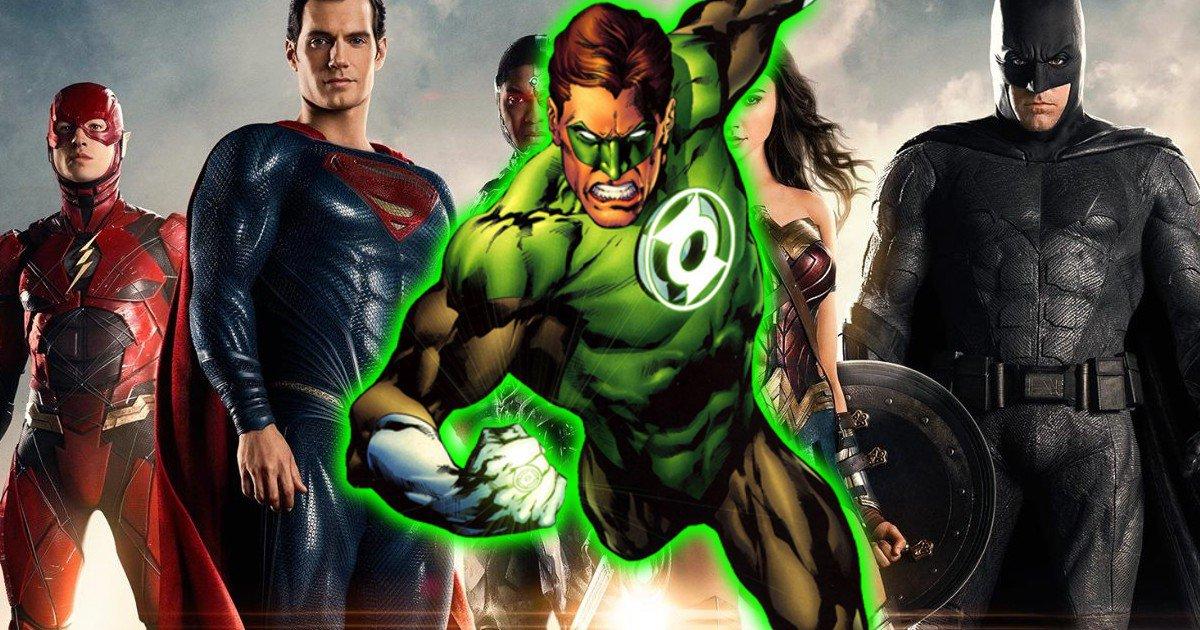 Revelado la identidad de Green Lantern en 'Justice League'