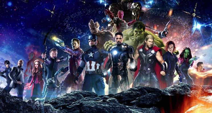 Primera foto del rodaje de 'Vengadores: La Guerra de Infinito'