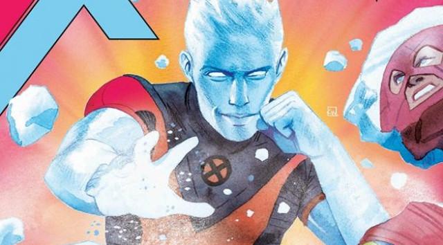 Marvel revela porqué el Hombre de Hielo es gay