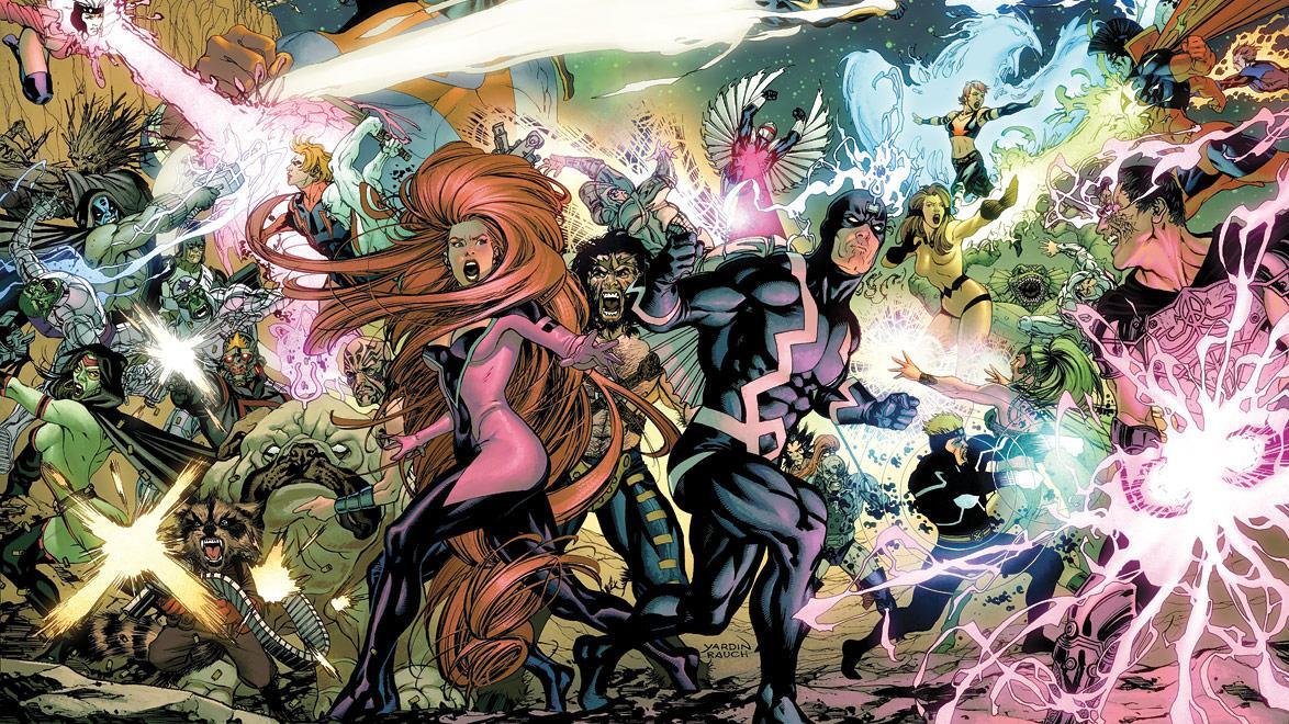 Las 5 mejores historias de los Inhumanos en los cómics