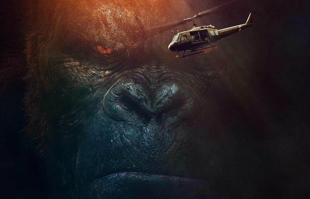 Colosal nuevo trailer de 'Kong: Skull Island'