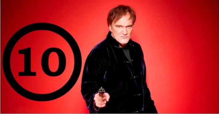 Quentin Tarantino deja el cine tras concluir su décima película