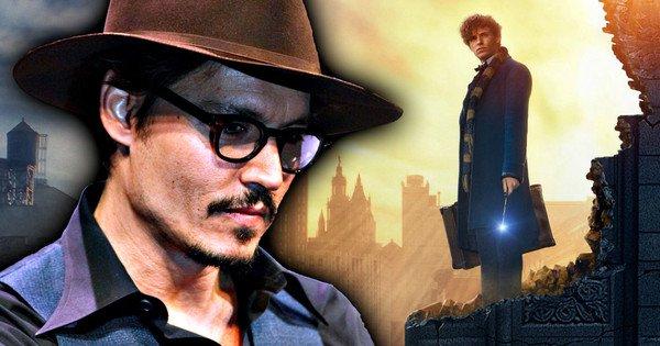 Johnny Depp se suma a 'Animales fantásticos y dónde encontrarlos'