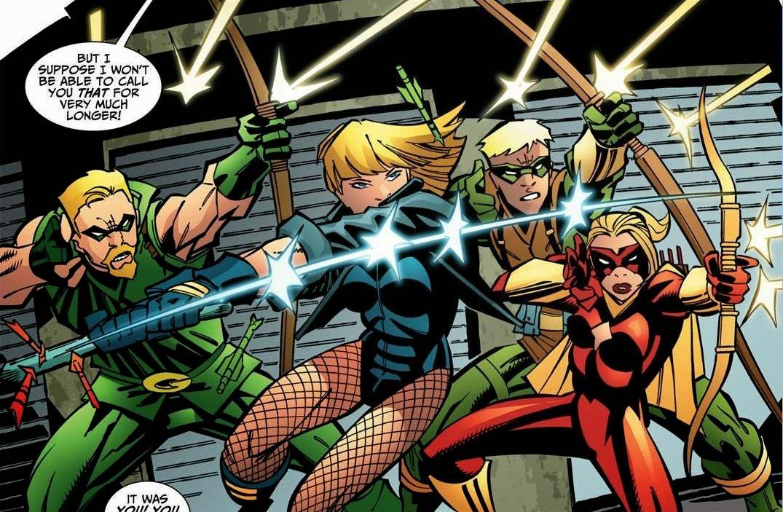 Las 5 mejores historias de Green Arrow en los cómics