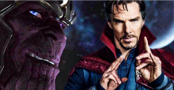 Marvel anuncia Doctor Strange vs Thanos antes de la Guerra de Infinito