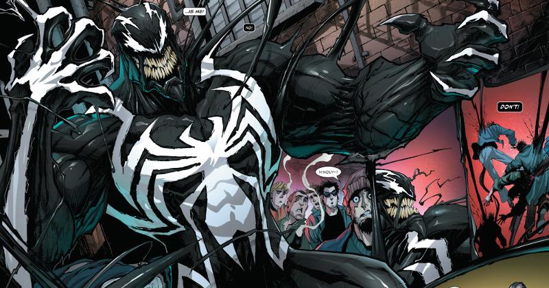 Revelada la identidad del nuevo Venom de Marvel