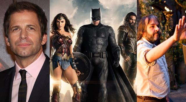 Zack Snyder, ¿sustituido por Peter Jackson en 'La Liga de la Justicia 2'?