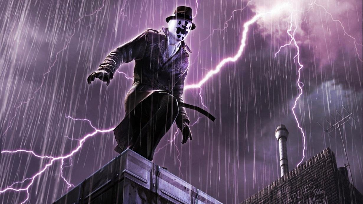Rorschach de 'Watchmen' se une al universo cinemático de Warner/DC